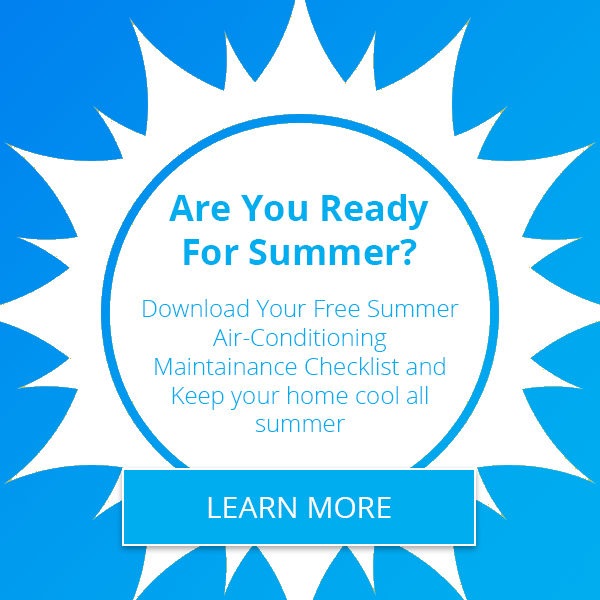 Summer Air-Conditioning Preventative Checklist