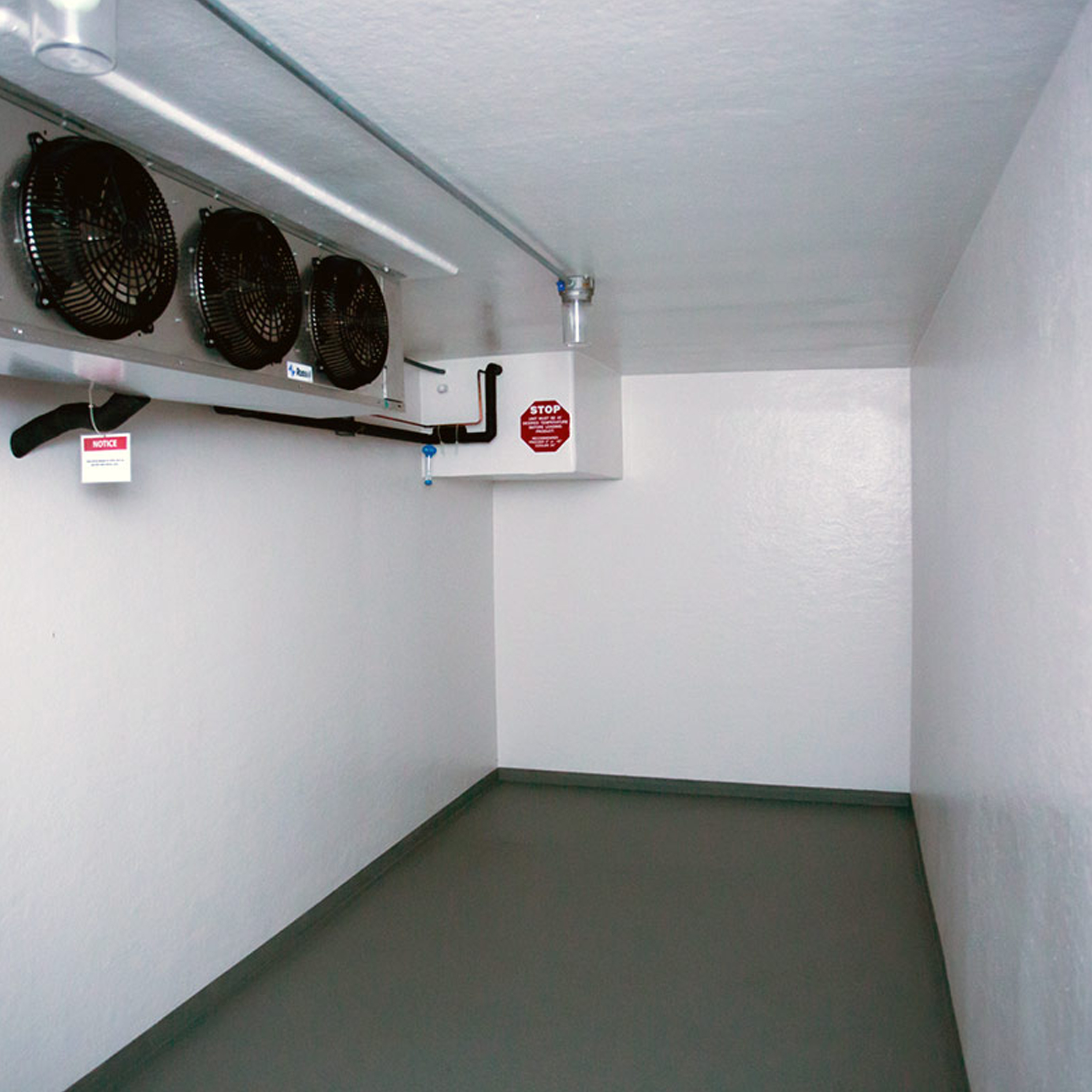 Commercial Freezer Rooms Melbourne