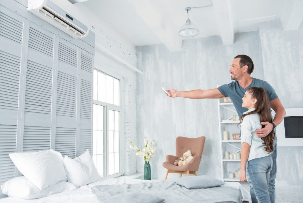 Types of Air-condittioning for your home melbourne